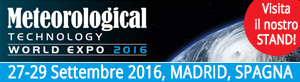Datameteo al Meteorological World Expo 2016