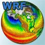 modello meteo WRF con procedura validazione dati satellitari