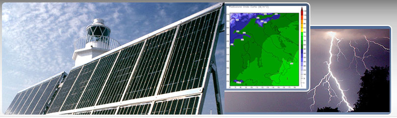 High Resolution Solar Radiation and Energy Predictions
