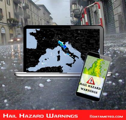 Hail Hazard Warnings
