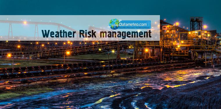 il rischio meteorologico