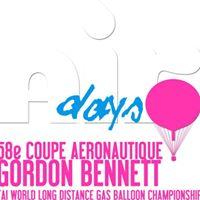 Logo Gordon Bennet Cup 2014
