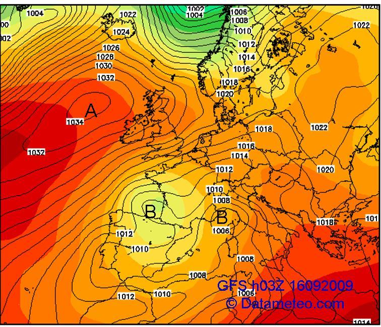 Disastro ambientale usa, forti temporali al nord Maggio 2010