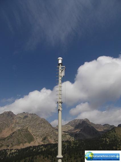 Meteo Datameteo NESA Sant Anna di Vinadio 2000 m (CN)