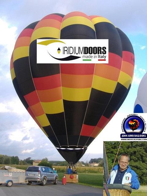 Volo Evento Iridium Doors 4° Giornata della Meteorologia