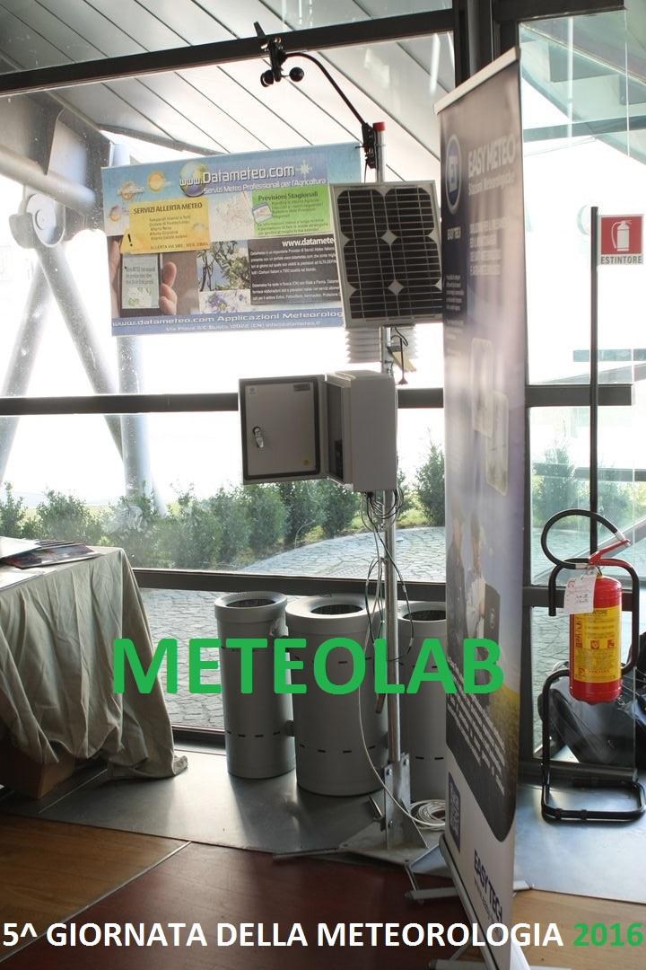 Meteolab Evento 5° Giornata della Meteorologia