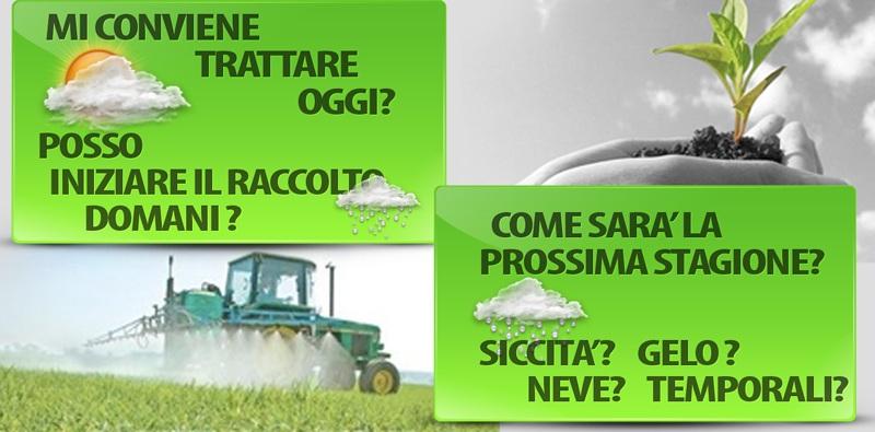 il rischio meteorologico nei trattamenti fitosanitari