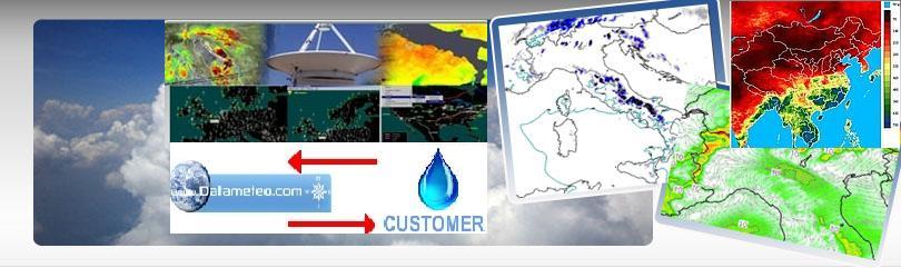 sistemi per monitoraggi e previsioni idrologiche