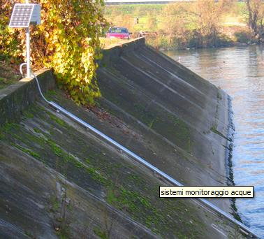 stazioni meteorologiche monitoraggio acque