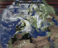 meteo dal 22 al 28 Febbraio 2010